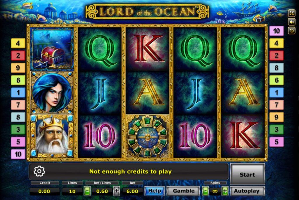 Lord Of The Ocean สล็อตออนไลน์